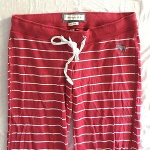 Abercrombie & Fitch sleep pants